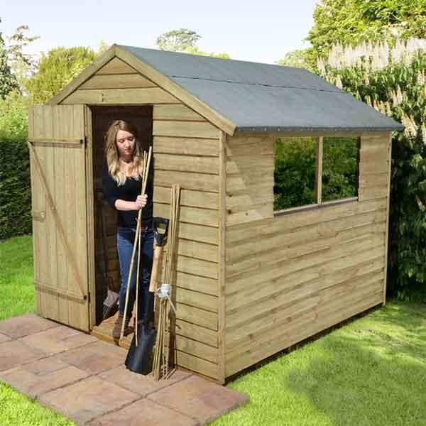 garden sheds 8 x 5 - Garden Sheds 8 X 5
